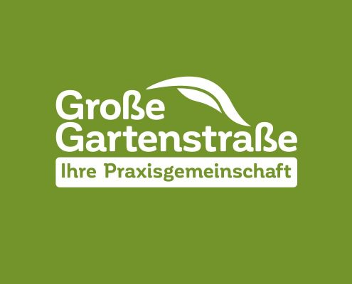 Große Gartenstraße Logo